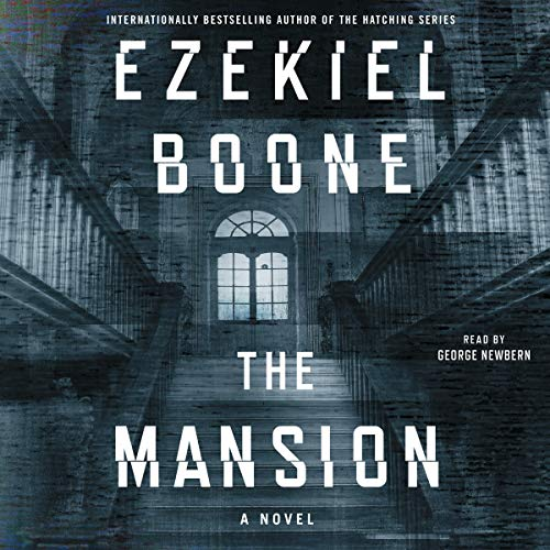 The Mansion audiobook cover art