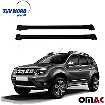 F.LLI IANNACCONE SRL Set Barre SPECIFICHE 135CM per Dacia Duster 2018 2019