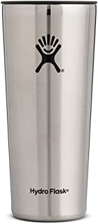 Hydro Flask 22 oz Tumbler Cup - Stainless Steel & Vacuum Insulated - Press-In Lid - Stainless