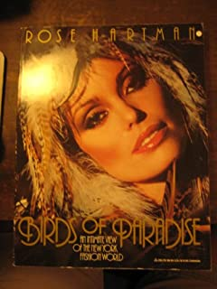Birds of paradise: An intimate view of the New York fashion world (A Delta book)