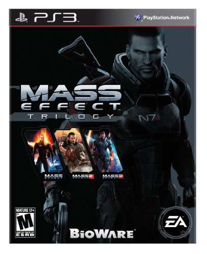 Mass Effect Trilogy - Playstation 3 by Electronic Arts