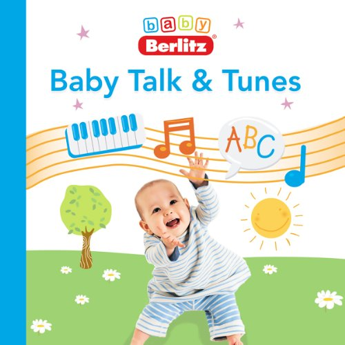 Baby Talk & Tunes audiobook cover art