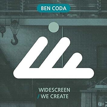 Widescreen/we Create