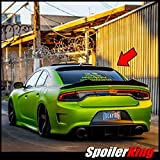 SpoilerKing Rear Window Roof Spoiler Compatible with Dodge Charger 2015-on (380R)
