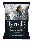 Tyrrells Black Truffle & Sea Salt 150g