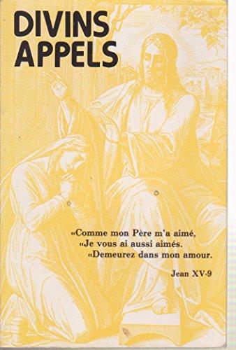 Divins Appels - 7ème Editions du Parvis -