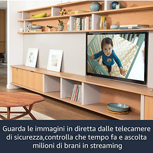 Fire TV Stick con telecomando vocale Alexa (con comandi per la TV) | Streaming in HD | Modello 2021