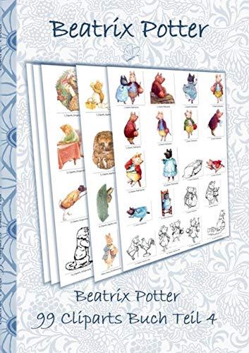 Beatrix Potter 99 Cliparts Buch Teil 4 ( Peter Hase ): Sticker, Icon, Clipart, Cliparts, download, Internet, Dropbox, Original, Filzer, Bleistift, ... Erwachsene, Geschenkbuch, Geschenk