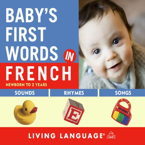 Baby's First Words in French Titelbild