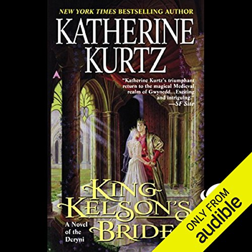 King Kelson's Bride audiobook cover art