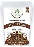 Nature's Essence by KBX Nature's Essence Ayush Kadha Mix / Kwath Powder for Immunity Booster - 200 Gm - Ayurvedic Herbal Kadha as per Aayush
