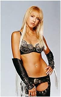 Jessica Alba as Nancy Callahan Sin City Promo Sexy Cowgirl Serious 8 x 10 Photo