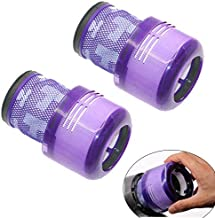 2PACK Replacement Filter for Dyson V11 SV14 Animal Plus Absolute Pro Vacuum Cleaner Accessory