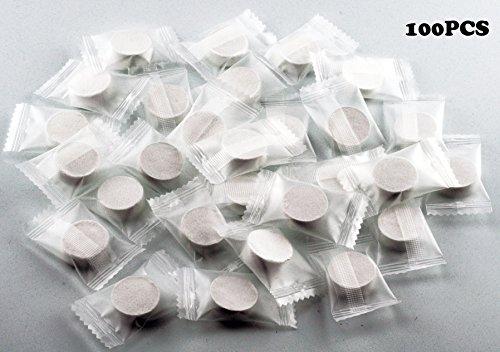 Toallitas multiusos de alta calidad, paños de monedas comprimidos, toallas biodegradables, toalla de algodón desechable, toalla compacta, pañuelo paquete de 100 monedas (toallitas, restaurante,etc)