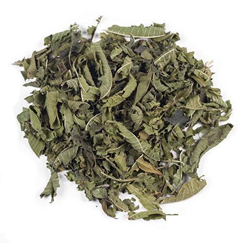 Aromas de Te - Infusion Hierba Luisa - Infusion Aromatica - Digestiva y Relajante Natural - Contiene Minerales y Antioxidantes - De Sabor Suave y Agradable - 50 gr