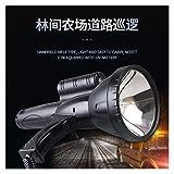 VIAIA Lámpara de xenón de Alta Potencia de la Mano de la Mano de la Mano de la Mano de la Mano del vehículo de la Patrulla de la Pesca 220W H3 HID Searchlights 160W Hernia Spotlight 12V