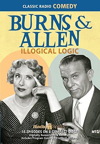 Burns & Allen: Illogical Logic Titelbild