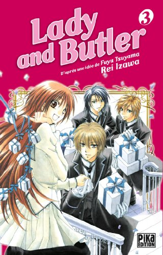 Lady and Butler T03