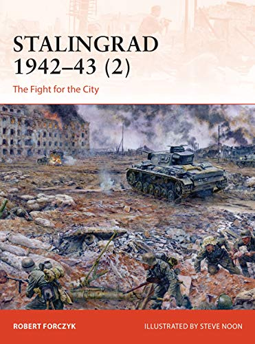Stalingrad 1942–43 (2): The Fight for the City (Campaign) (English Edition)