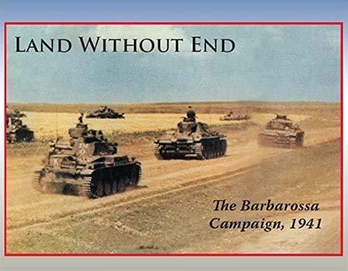 Land ohne Ende der Barbarossa-Kampagne, 1941.