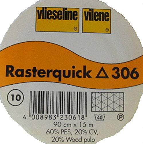 Großhandel für Schneiderbedarf 1 m Rasterquick Dreieck 306 von Freudenberg