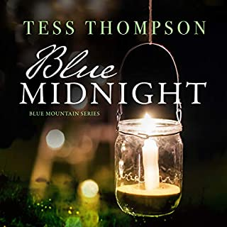 Blue Midnight audiobook cover art