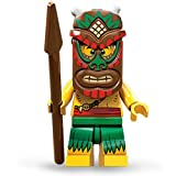 LEGO Minifigures Series 11, Island Warrior