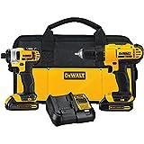 DEWALT 20V MAX Battery Pack, 3.0-Ah, 2-Pack...