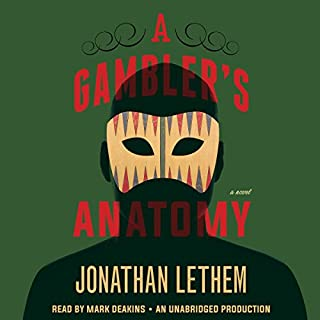 A Gambler's Anatomy cover art
