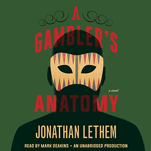 A Gambler's Anatomy cover art