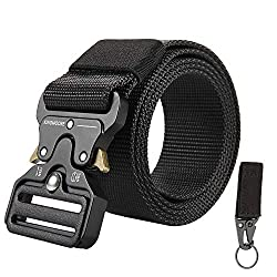 KingMoore Men's Tactical Belt