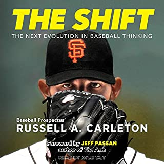 The Shift audiobook cover art