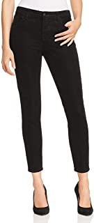 J Brand Womens Corduroy High-Rise Cropped Pants