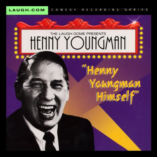 Henny Youngman Himself audiobook cover art