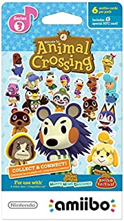 Nintendo Animal Crossing amiibo cards Series 3 Nintendo Wii U