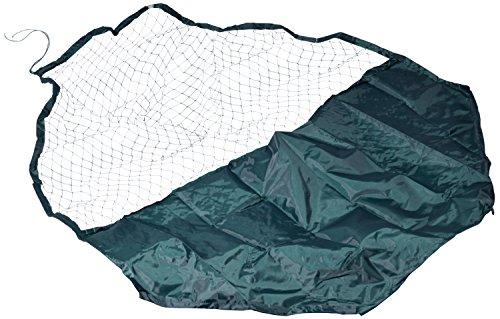 dobar 80650 Wetterfestes großes Nylon Netz für Freilaufgehege inkl. 50{89d8a7dfb15f8924e5e3665ea997e6c189d0b65163ca38865eae58d4685f30e0} Sonnenschutz - passend für 8-eckige Kaninchengehege