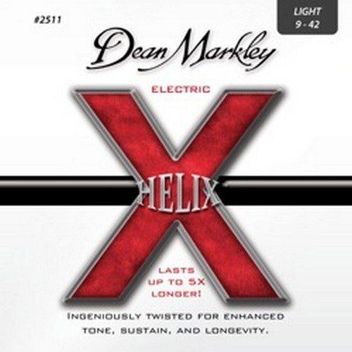 Dean Markley 2511 - Juego de cuerdas para guitarra eléctrica.011 - .042