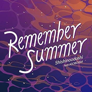 Remember Summer Feat. ASOBOiSM
