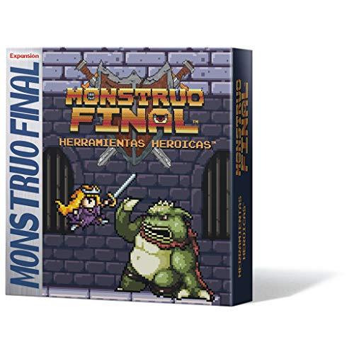 Edge Entertainment- Monstruo Final: Herramientas Heroicas - Español, Color...