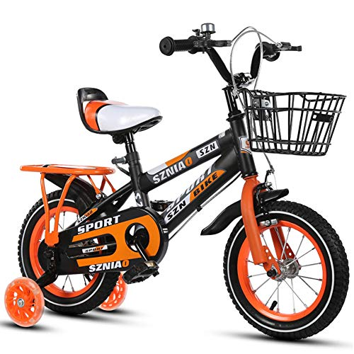 KXDLR Sport Kids Fiets Fiets voor Kinderen Leeftijd 2-10 Jaar Oude Kinderen, 12 14 16 18 Inch Mountainbike Editie voor Jongens En Meisjes