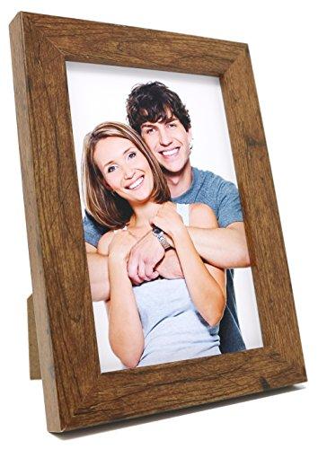 Photo Frame, 6 x 4, Brown, Frees...