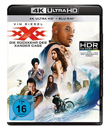 xXx - Die Rückkehr des Xander Cage (4K Ultra HD) (+ Blu-ray)