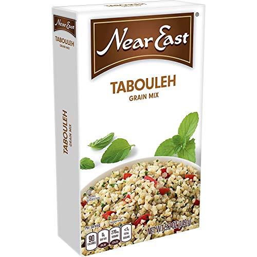 Near East TABOULEH Mix WHEAT SALAD 5.25oz (2 Pack)