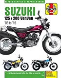 Suzuki RV125/200 Vanvan ( 039 03 - 039 16)
