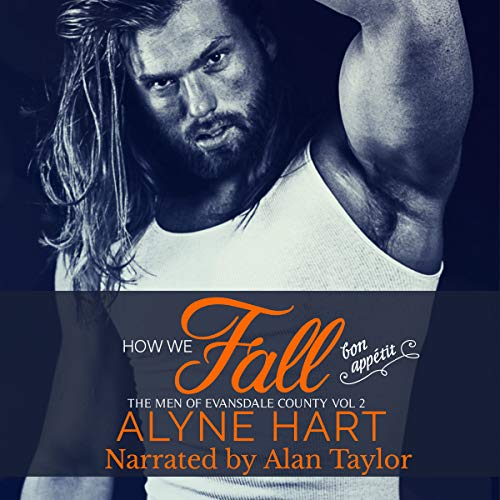 How We Fall audiobook cover art