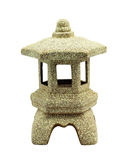 Chinese Lantern House Light Garden Ornament