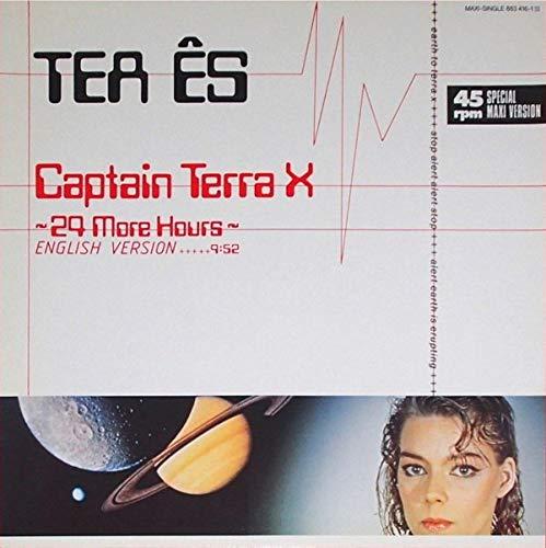 Captain Terra X / 24 More Hours (Vinyl 12