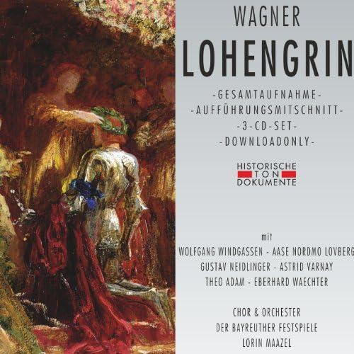 Chor der Bayreuther Festspiele, Orchester der Bayreuther Festspiele & Lorin Maazel