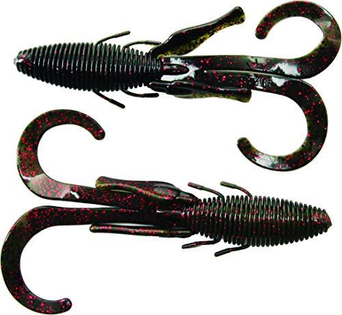 Missile Baits D Stroyer - Criatura de Vinilo, Color Rojo