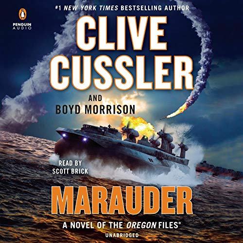 Marauder: The Oregon Files, Book 15